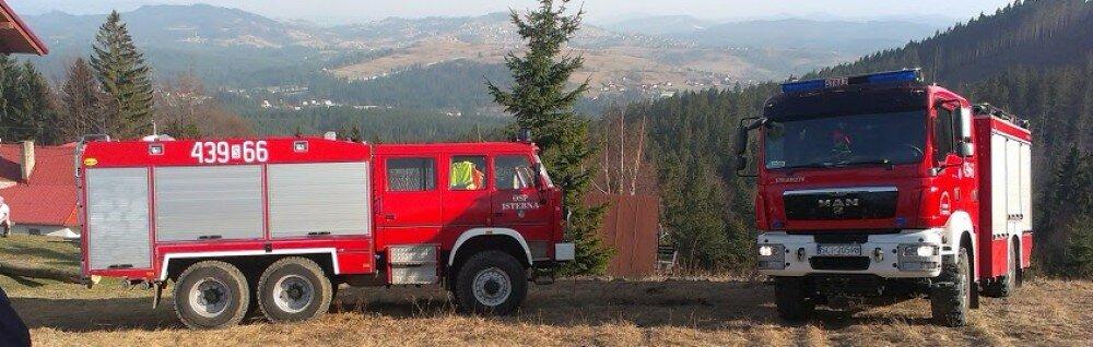 Ochotnicza Straż Pożarna                         Istebna-Centrum